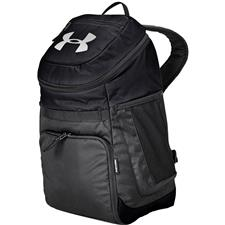 Under Armour UA Undeniable Backpack - Black-Black-Silver