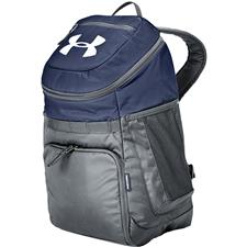 Under Armour UA Undeniable Backpack - Midnight Navy-Graphite-White