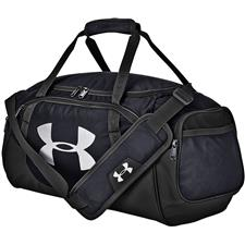 Under Armour UA Undeniable Duffel Small - Black-Silver