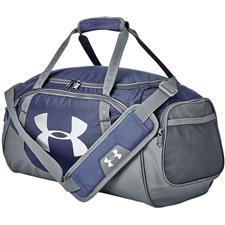 Under Armour UA Undeniable Duffel Small - Midnight Navy-Silver