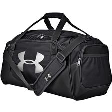 Under Armour UA Undeniable Duffle Medium - Black-Silver