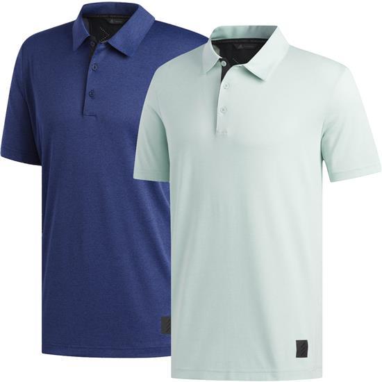 Adidas Men's Adicross No-Show Transition Polo Shirt