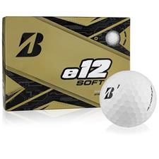 Bridgestone e12 Soft Officially Licensed Logo Golf Balls