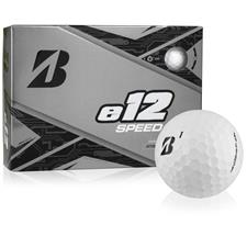Bridgestone e12 Speed Officially Licensed Logo Golf Balls