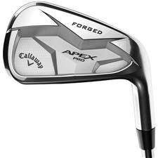 Callaway Golf Apex Pro 19 Steel Iron Set