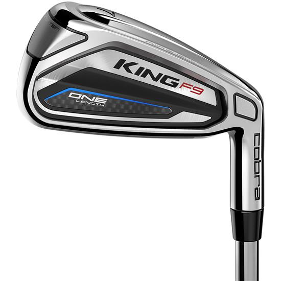 Cobra King F9 Speedback One Length Steel Iron Set