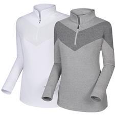 FootJoy Engineered Half-Zip Jersey for Women