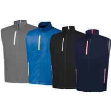 FootJoy Men's Full-Zip Lightweight Softshell Vest
