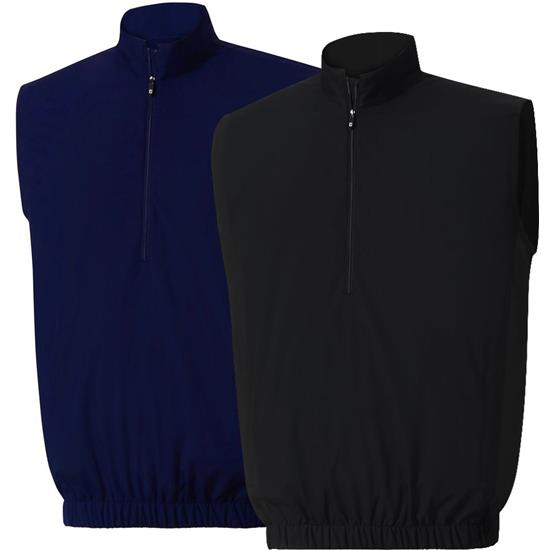 FootJoy Men's Half-Zip Windshirt Vest