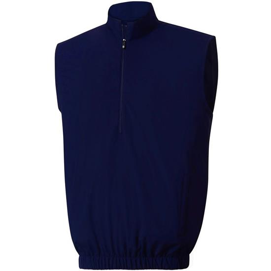 FootJoy Men's Half-Zip Windshirt Vest