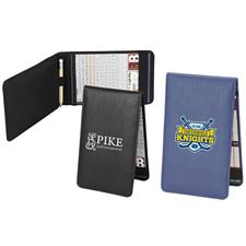 Logo Custom Logo Golf Scorecard Holder