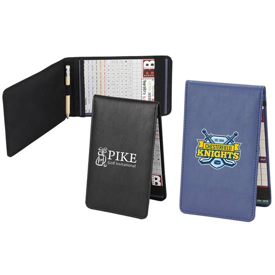 Logo Golf Scorecard Holder