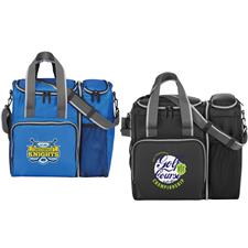 Logo Custom Logo Hybrid 2-in-1 Cooler Bag