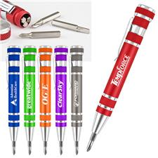 Logo Custom Logo Pocket Pal Aluminum Tool Pen