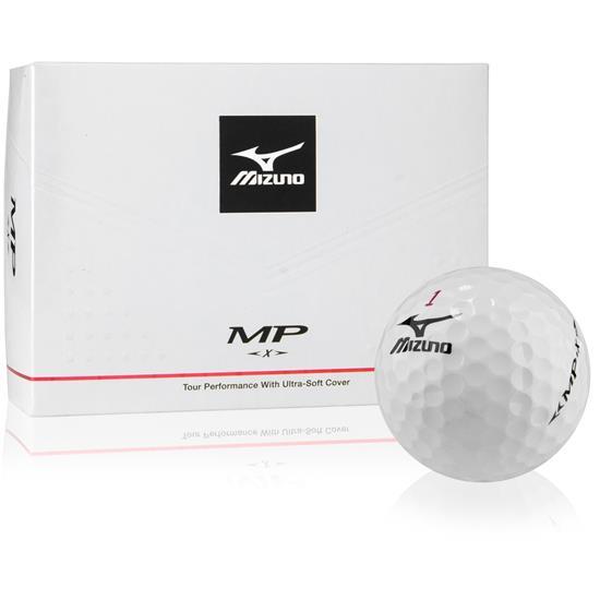 Mizuno MP-X Golf Balls