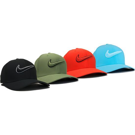 Nike Men s Golf Classic99 Swoosh Hat Golfballs.com 996dc812358