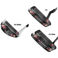 Odyssey Golf O-Works Blade Putters with SuperStroke 2.0 Grip