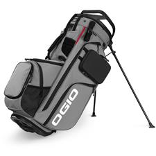 Ogio Alpha Convoy 514 RTC Personalized Stand Bag - Charcoal