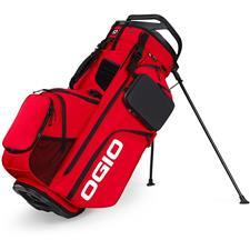 Ogio Alpha Convoy 514 RTC Stand Bag - Deep Red