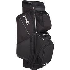 PING Pioneer Personalized Cart Bag - Black