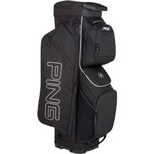PING Traverse Personalized Cart Bag - Black