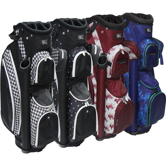 RJ Sports Paradise Deluxe Cart Bag for Women