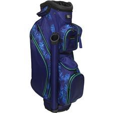 RJ Sports Paradise Deluxe Cart Bag for Women - Palm Breeze