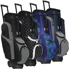 RJ Sports Spinner X 14-Way Transport Cart Bag
