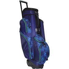 RJ Sports Spinner X 14-Way Transport Cart Bag - Palm Breeze