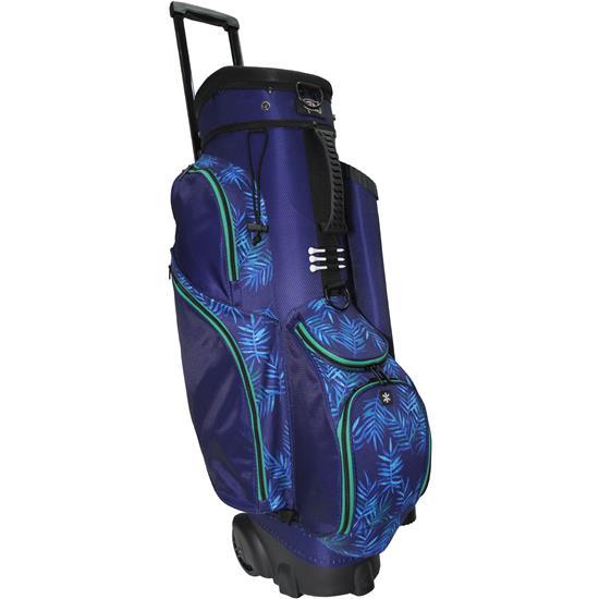 RJ Sports Spinner X 14-Way Transport Cart Bag