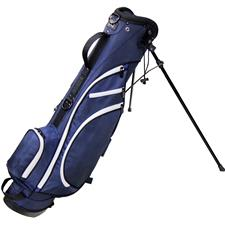 RJ Sports Typhoon II 6 Inch Stand Bag - Navy-White