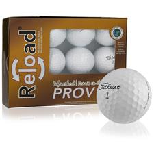 Reload Refinished Pro V1 Golf Balls