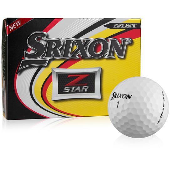 Srixon Z Star Golf Balls - 2019 Model