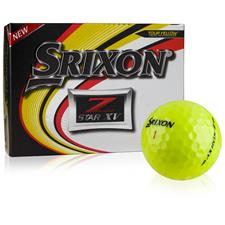 Srixon Z Star XV Yellow Golf Balls