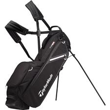 Taylor Made Flextech Lite Personalized Stand Bag - Black