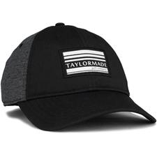 Taylor Made Men's Lifestyle Fashion Lite Personalized Hat - Black Heather