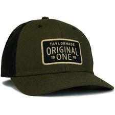 Taylor Made Men's Lifestyle Original One Trucker Hat - Olive