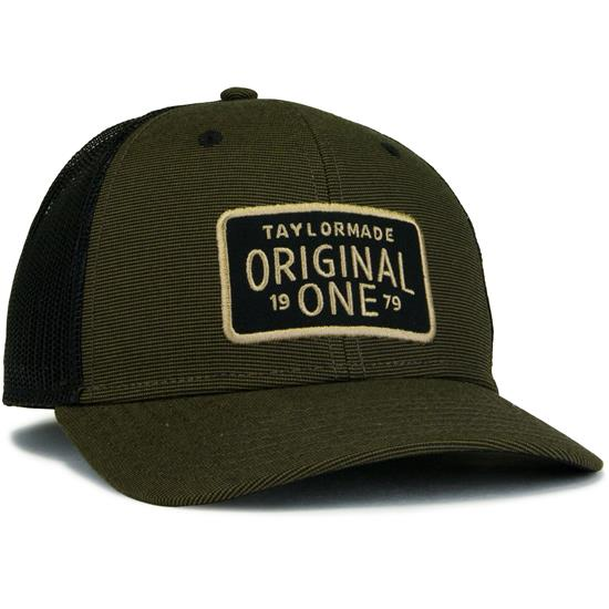 Taylor Made Men's Lifestyle Original One Trucker Hat