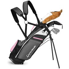 Taylor Made Right Rory 4+ Pink Complete Set for Juniors