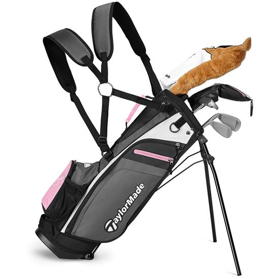 Taylor Made Rory 4+ Pink Complete Set for Juniors