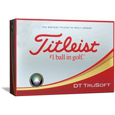 Titleist DT TruSoft Photo Golf Balls