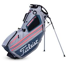Titleist Hybrid 14 Stand Bag - Sleet-Charcoal-Sorbet