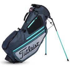 Titleist Hybrid 5 Stand Bag - Charcoal-Sleet-Glass