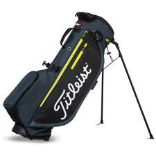 Titleist Players 4 Plus Stand Bag - Charcoal-Black-Volt