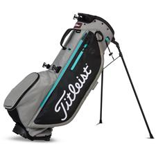 Titleist Players 4 Plus Stand Bag - Fossil-Black-Glass