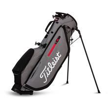 Titleist Players 4 Stand Bag - Sleet-Black