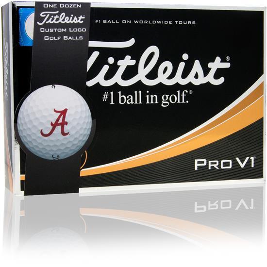 Titleist Prior Generation Pro V1 Collegiate Golf Balls