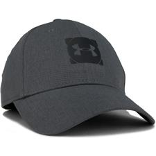 Under Armour Men's Official Tour Cap 3.0 - Pitch Grey-Jet Grey - Medium/Large