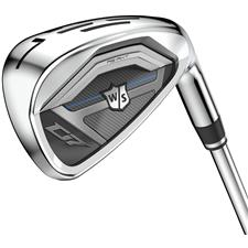 Wilson Staff Left D7 Steel Iron Set