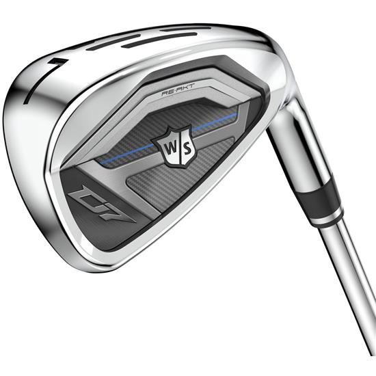 Wilson Staff D7 Steel Iron Set